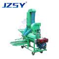1000kg/h High efficiency diesel driven millet shelling machine/multi purpose sorghum thresher/broomcorn shell threshing machine