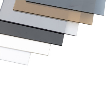 SUZHOU NILIN Solid surface sheet pc polycarbonate board