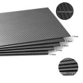 Takuban nga 250x400mm Carbon Fiber Plate Cover