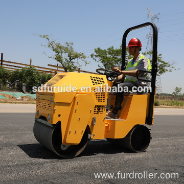 Easy Steering Vibratory Smooth Drum Road Roller Easy Steering Vibratory Smooth Drum Road Roller FYL-860