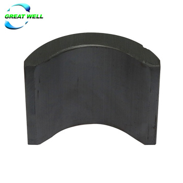 Ceramic8 Arc-Segment FB6B Ferrite Magnet for Motors