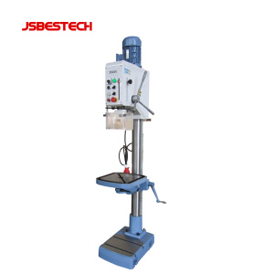Strong Cutting Power Metal Drilling Machine