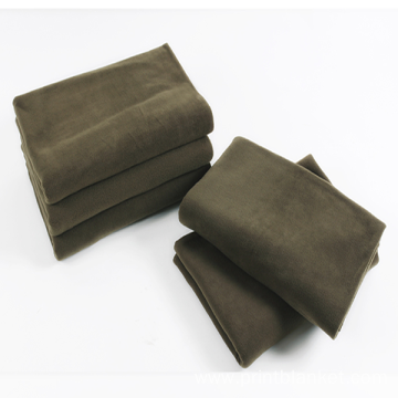 wholesale plain soft warm hospital blanket