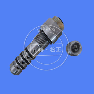 Excavator parts PC60-8 Valve Assembly, Suction and Relief 709-70-74700