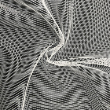 100% Polyester 6430 Tulle Fabric for Embroidery