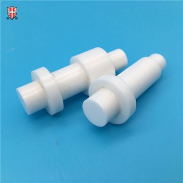 industrial precision OEM zirconia ceramic plunger shaft