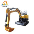 Factory direct price mini excavator sale