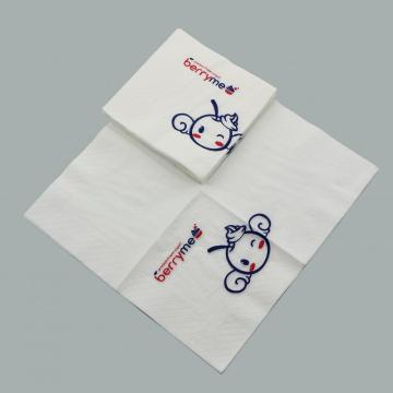 Logo Printed Cocktail Napkins