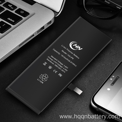 customize new replacement iphone 6 battery