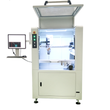 Coating line conformal coating machine