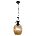 High ceiling design lighting E27 chandelier pendant lamp