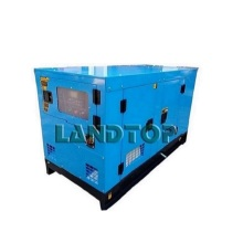 generator electric injection silent type 33kva