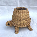 tortoise-like nature water hyacinth handicraft decoration