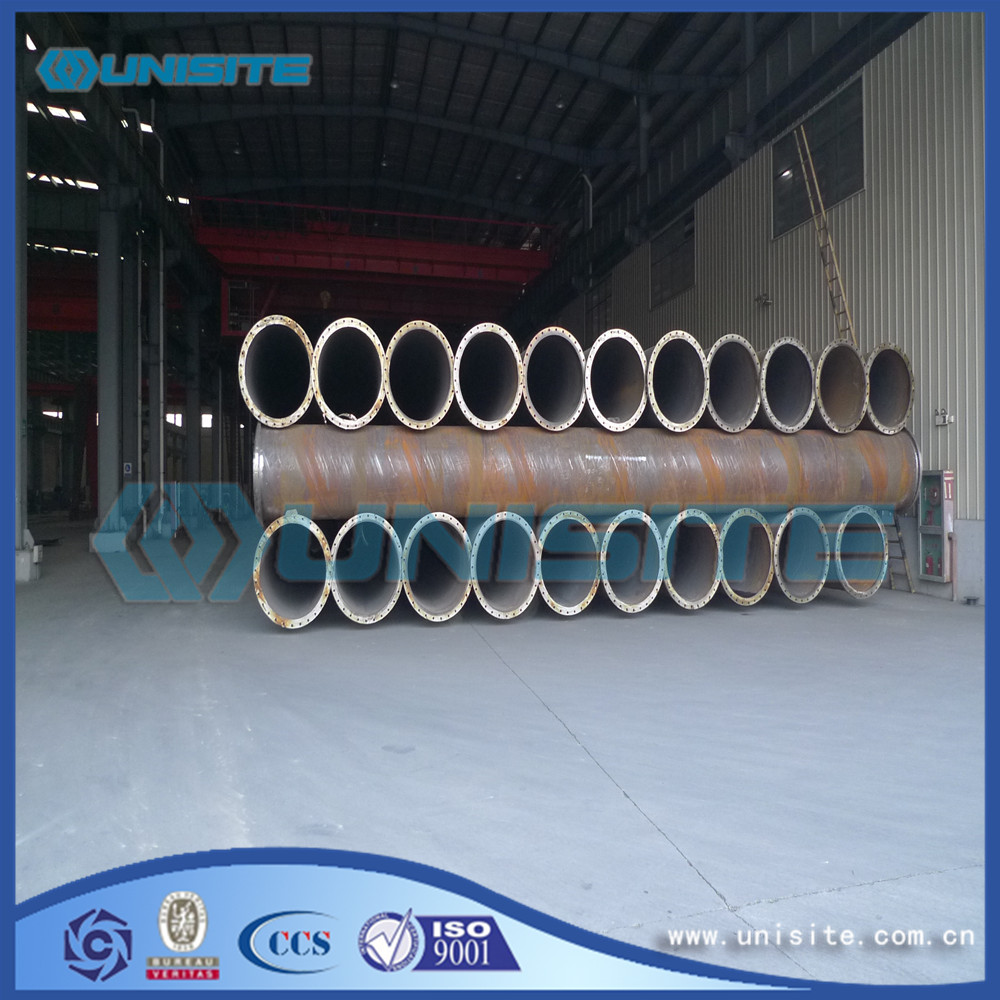 Spirally Welding Steel Pipes