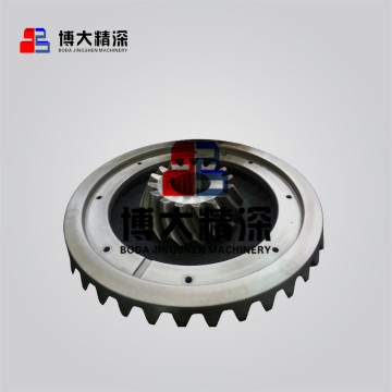 Drive Gear Pair For GP100 Mining Crusher Parts