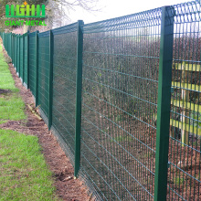 PVC coated welded wire mesh brc fencing malaysia price