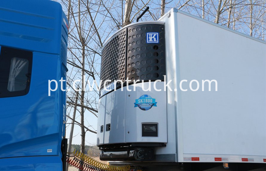 refrigerated semi trailer 5