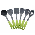6 pieces nylon cooking tools
