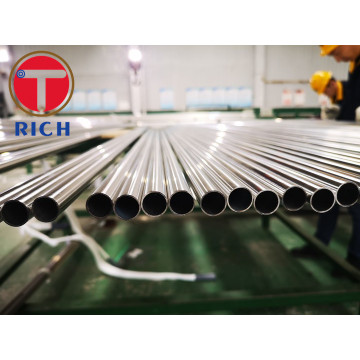 304 316 Small Diameter Stainless Steel Pipe Tube