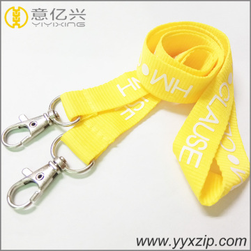 Free Sample Promotional Printed Poyester Neck Lanyard