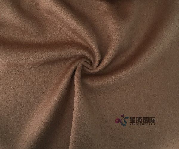 Wool, Viscose And Alpaca Fabric High Quality