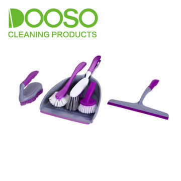 Home Cleaning Tools Dustpan and Broom Set DS-532