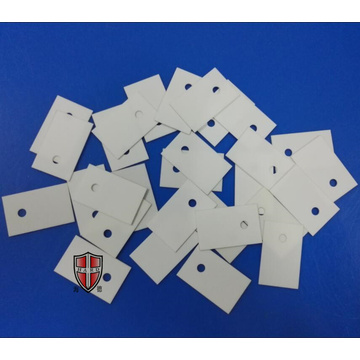laser cutting drilling ceramic substrate plate