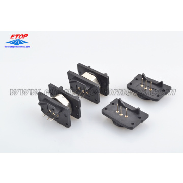 Molded Connectors For Harness