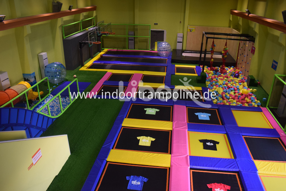 kids indoor trampoline cost