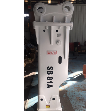 SOOSAN Box type hydraulic brekaer