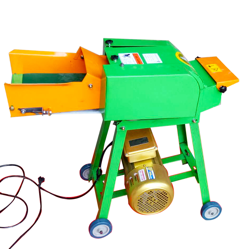 hay grass chopper machine for animals feed