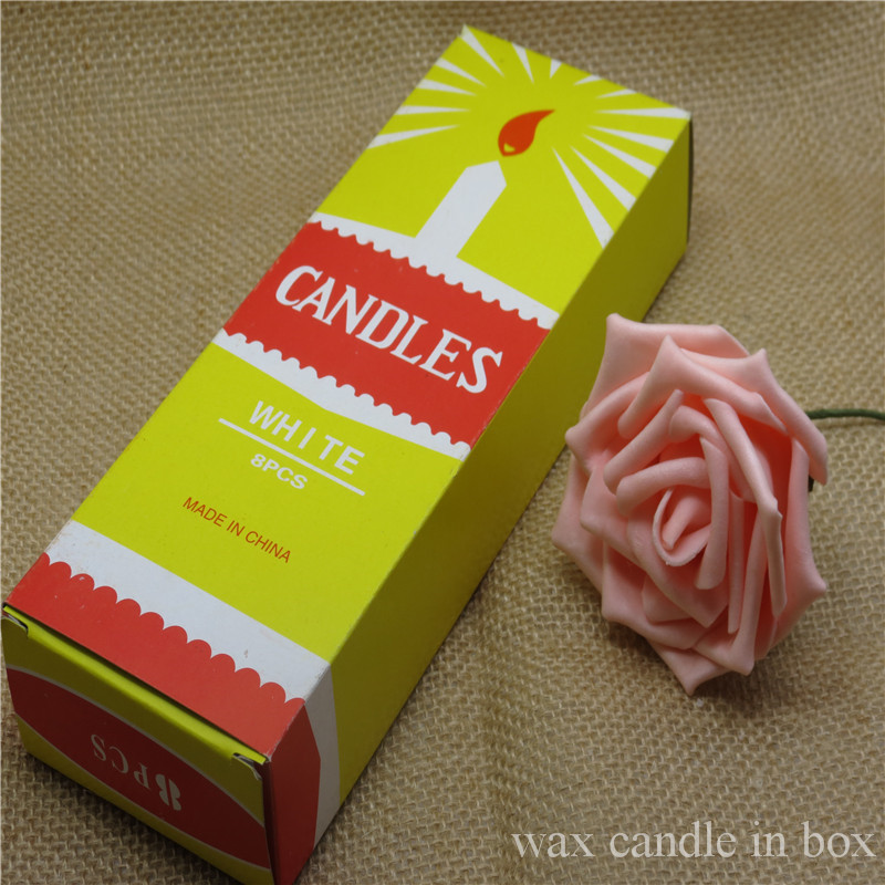 wax candle wholeslae