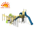 Central Park Outdoor Playground Equipment For Children