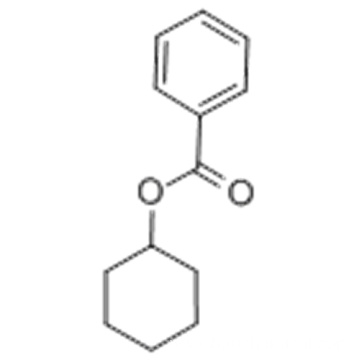 Benzoic acid,cyclohexyl ester CAS 2412-73-9