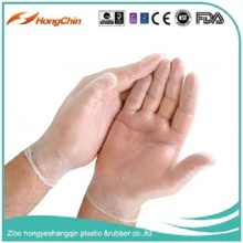 salon Care Disposable Vinyl Gloves