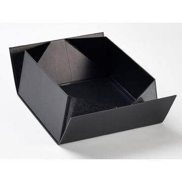 Full Color Hard Cardboard Folding Gift Package Box