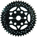 High Precision Bicycle Chainwheel and Crank