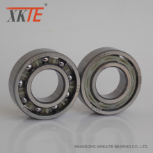 Open Type Molded Nylon Cage Bearing 6205 KA