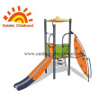 Playground equipment outdoor for kids climbing rope