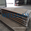 overlaying submergd arc steel plate