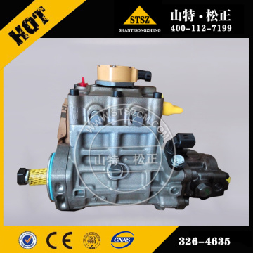 CAT320D fuel injection pump 326-4635 cat excavator parts