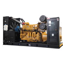 CPG Generator 5 series:power range 360KWe-550KWe/50&60HZ
