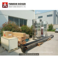 Small Gas Diesel Fired Steam Boiler 200 kg/hr