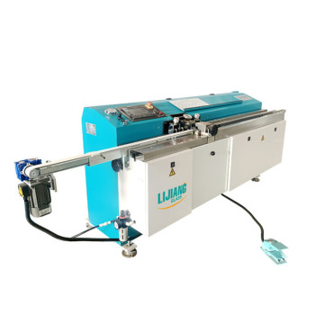 IGU butyl extruder machine for aluminum spacer bar