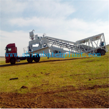 75 Ready Wet Concrete Batching Plant