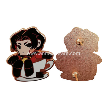Wholesale Enamel With Custom Logo Emblem Pin