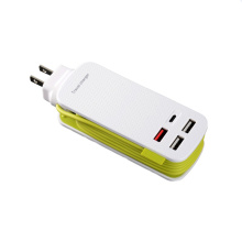4USB US Plug Travel charger for phone
