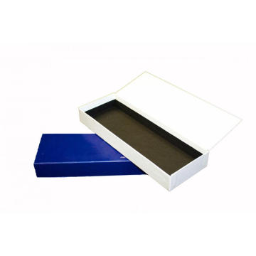 Rigid Custom Cigars Package Shoulder Box With Foam