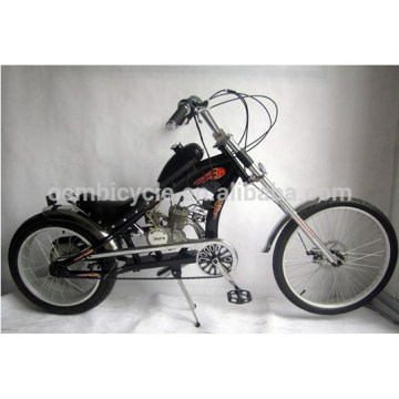24inch 2 stroke disc brake 80cc Bicicleta Motorizada Chopper bicycle
