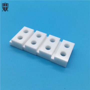 good toughness ZrO2 ceramic block brick tile chuck